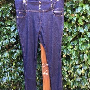 Denim - Stretchy Skinny Jeans